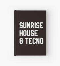 Techno Hardcover Journal