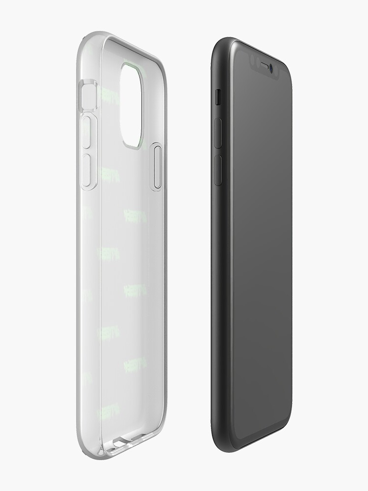 Coque iPhone «Dynasty Designs LCD1.SUPERSLIMEE», par chief1ben