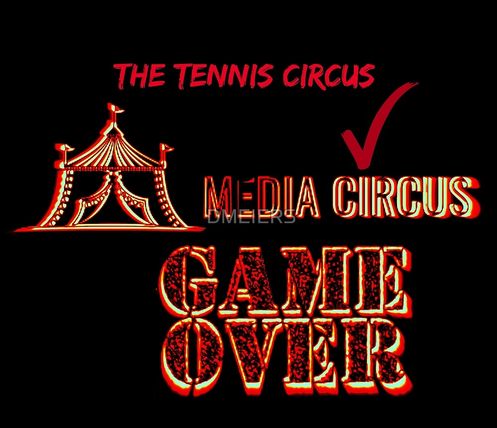 tennis circus by DMEIERS