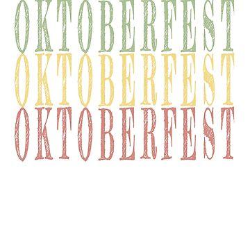 Retro German Oktoberfest by jhussar