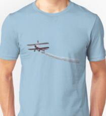 Aerobatics. Unisex T-Shirt