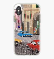 Call me by Your Name Drawing - Elio & Oliver - Crema iPhone Case