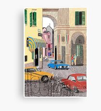 Call me by Your Name Drawing - Elio & Oliver - Crema Metal Print