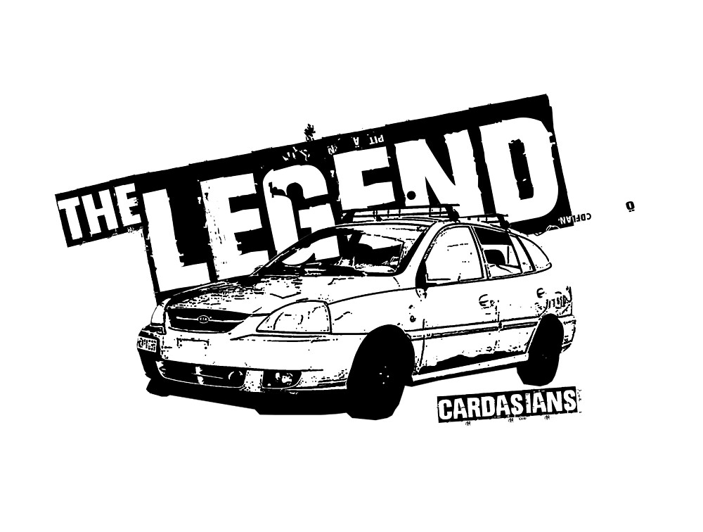 KIA RIO THE LEGEND Collection by cardasians