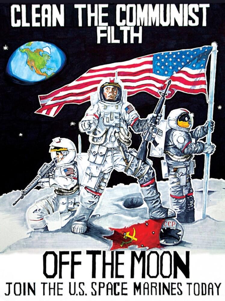 Keep the Commies Off the Moon by MarlonBundo2024