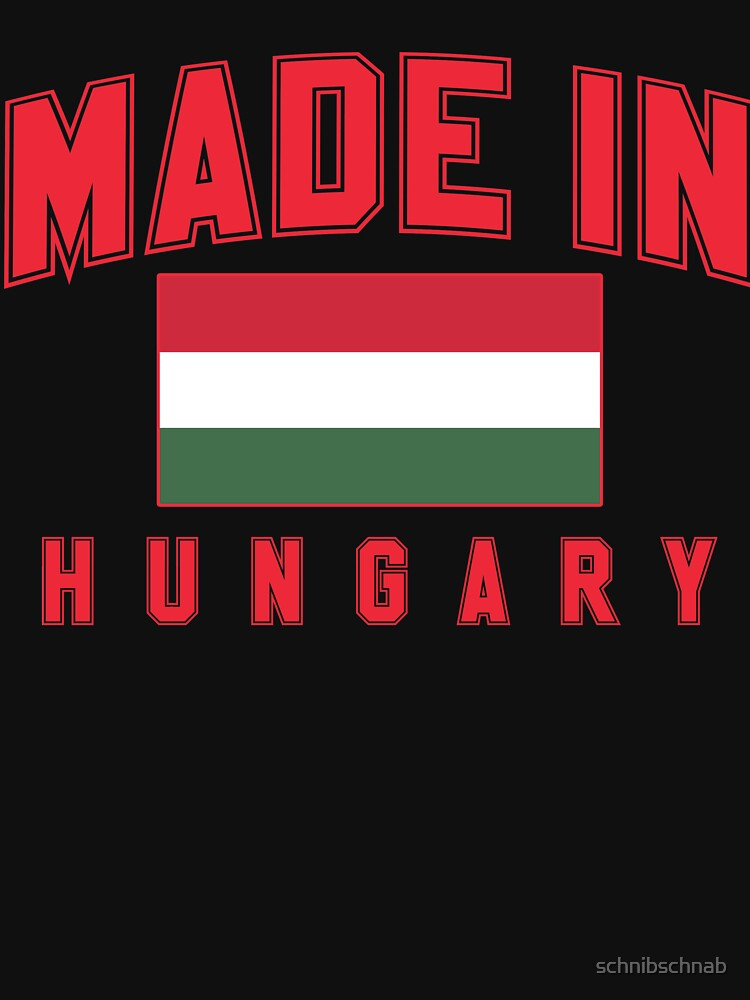 Made in Hungary by schnibschnab