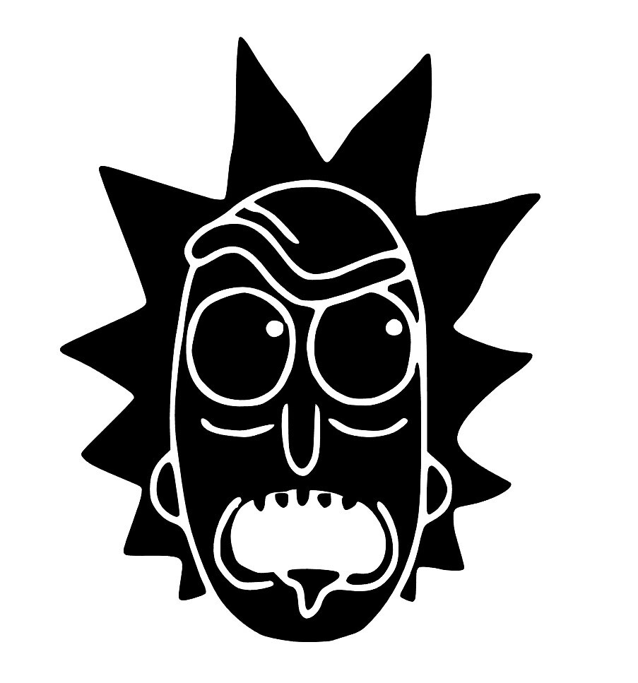 Bad Rick by misstapioca