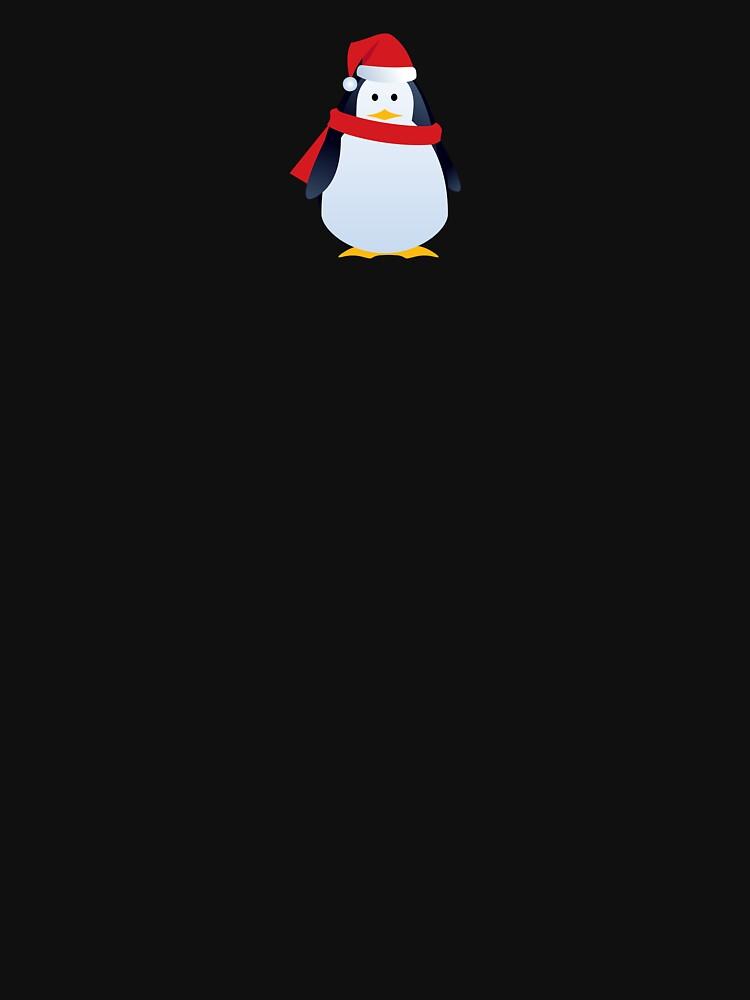 Little Christmas Penguin by MartinV96
