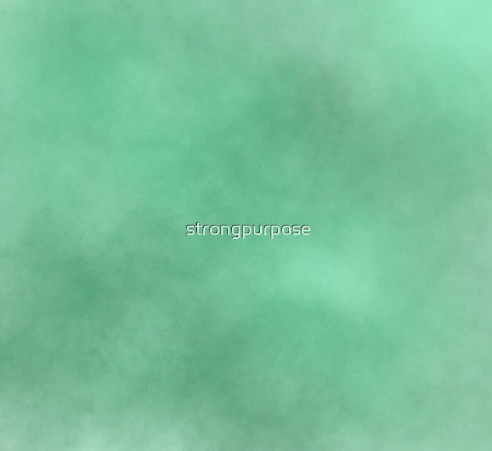 Green Galaxy Nebula by strongpurpose