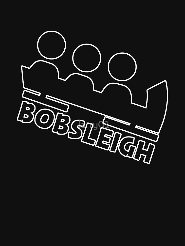 Bobsled T-shirt & Gift by larry01