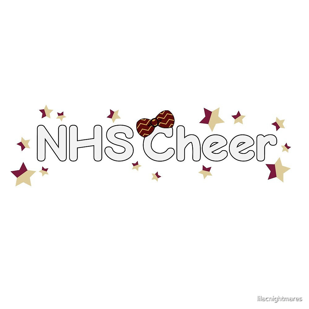 NHS Cheer by lilacnightmares