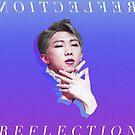 Kim Namjoon - R E F L E C T I O N by stubblehale