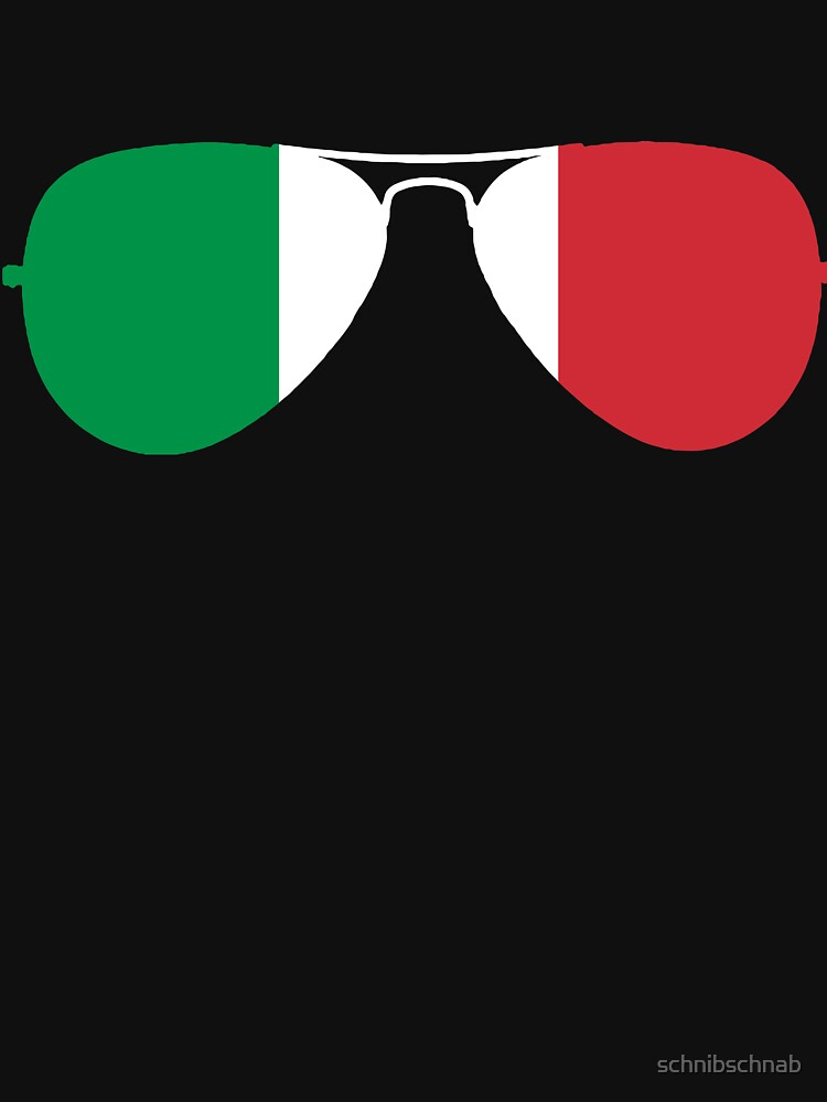 Italy sunglasses by schnibschnab