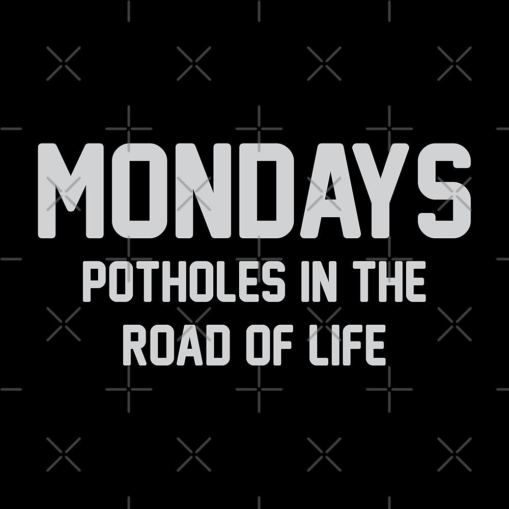 Monday Pothole by DJBALOGH