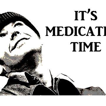 Medication Time by goldenanchor