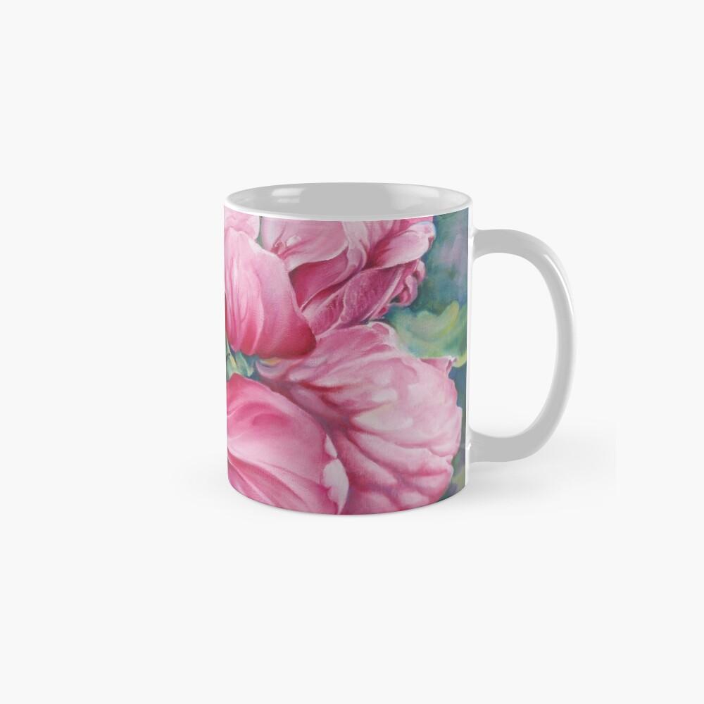 Blume von Krabbenapfel Tassen