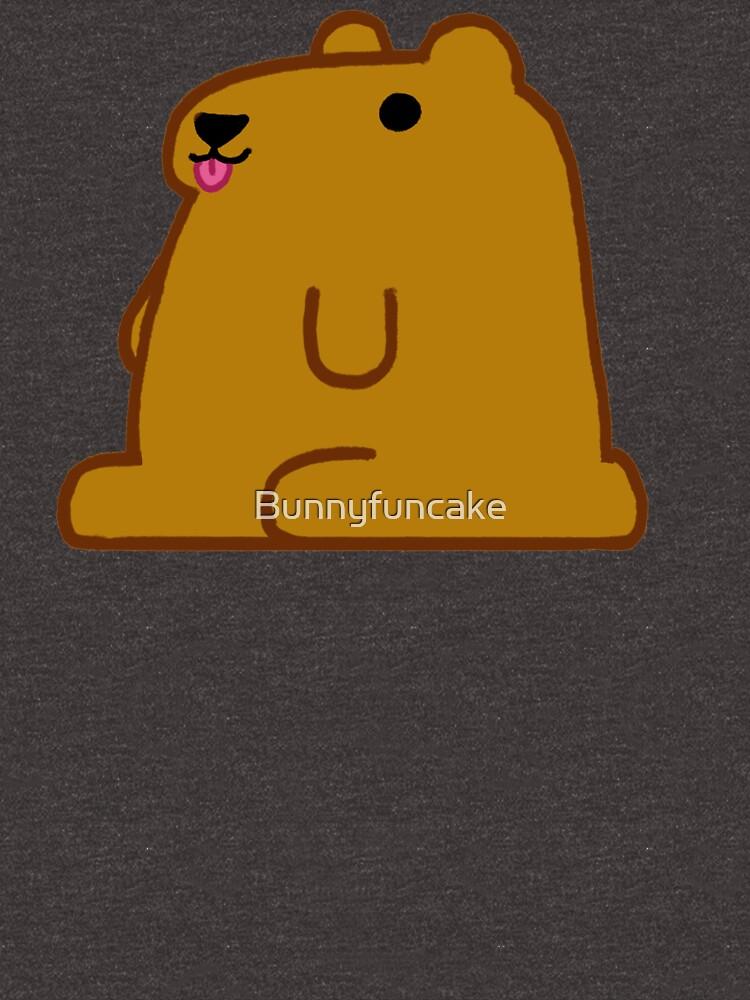cutie bear by Bunnyfuncake