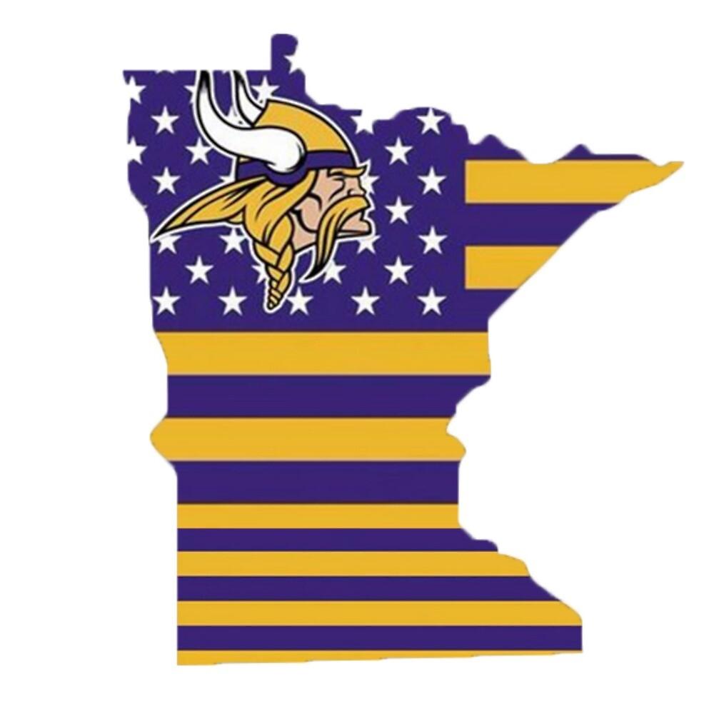Minnesota State of Football by emilywerfel