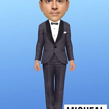 Micheal scott the office  by VinyLab