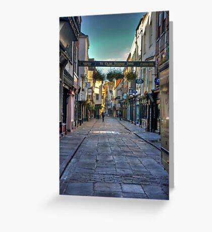 Stonegate - York Greeting Card