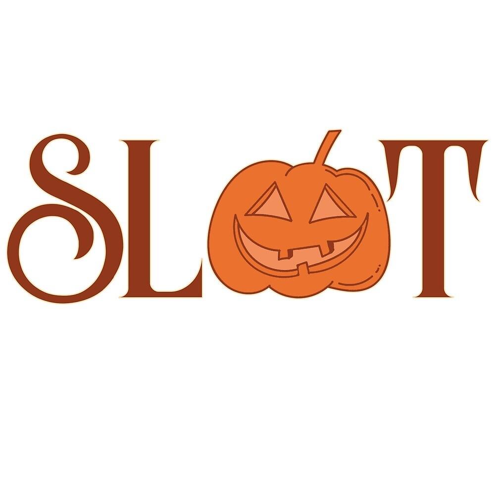 Pumpkin Slut Spooky Pride - Pumpkin Spice Latte Lover by miniescapegoat