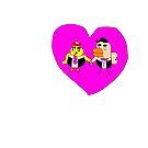 valentines day by businessbird08