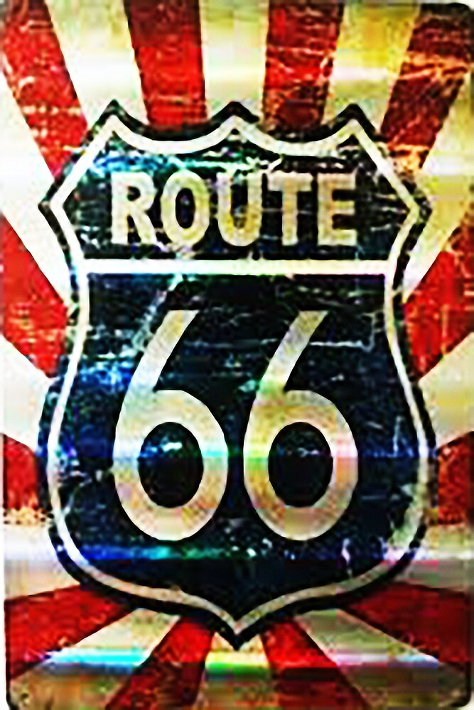 old route 66 by serbandeira