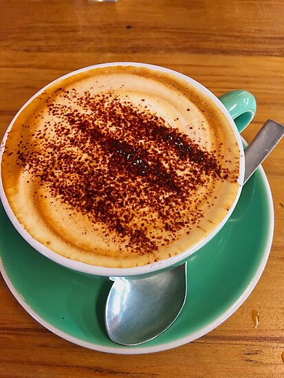 Chocolate Cappuccino by Michael McGimpsey