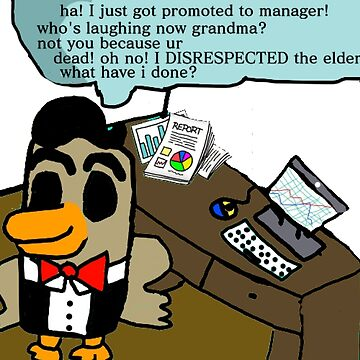 business bird got a promotion by businessbird08