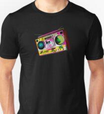 RETRO boom BOX Unisex T-Shirt