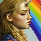 Unicorn Girl by tanyabond