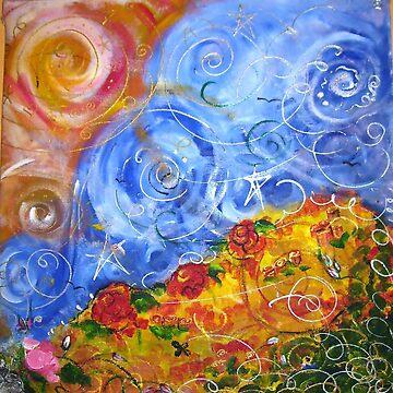 Imaginary garden  by imye