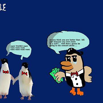 concert tickets by businessbird08