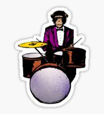 Swingin' Chimp Sticker