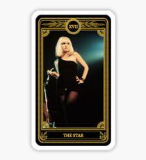 Blondie thé star Sticker