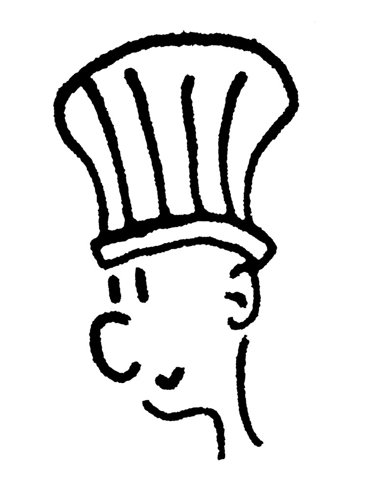 Chef Face by robrighter
