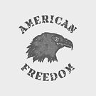 American Liberty Bald Eagle by Chocodole