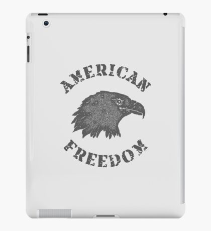 American Liberty Bald Eagle iPad Case/Skin