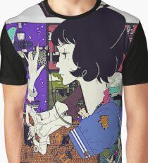 Tatami Galaxy Graphic T-Shirt