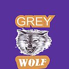 wolf gray combat shirt 12s by wicala