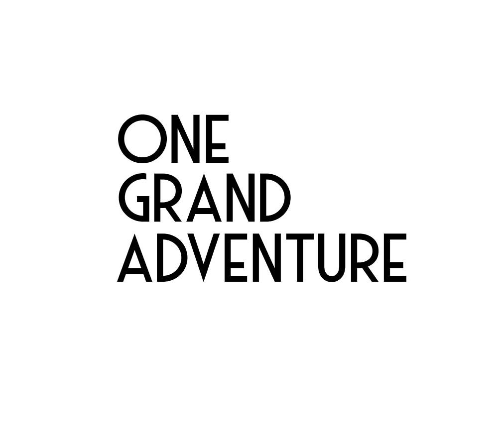 One Grand Adventure by Rachel Hollis