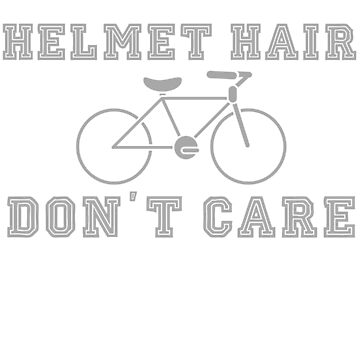 Funny Bike Lover Gift for Bicyclists and Hipsters by dfitts