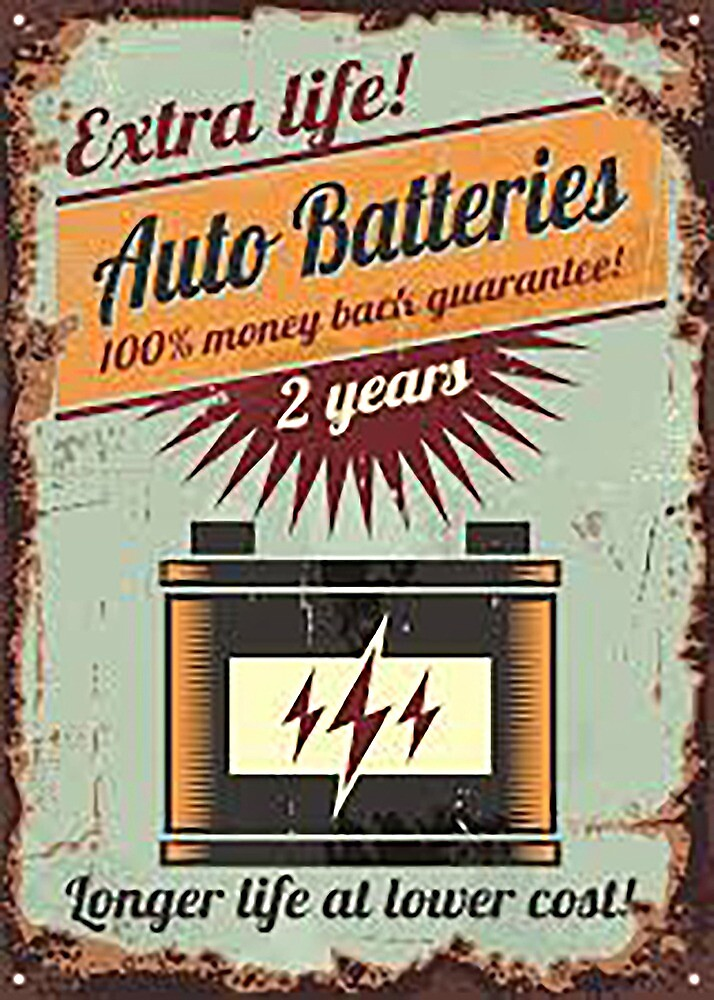 auto batteries by serbandeira
