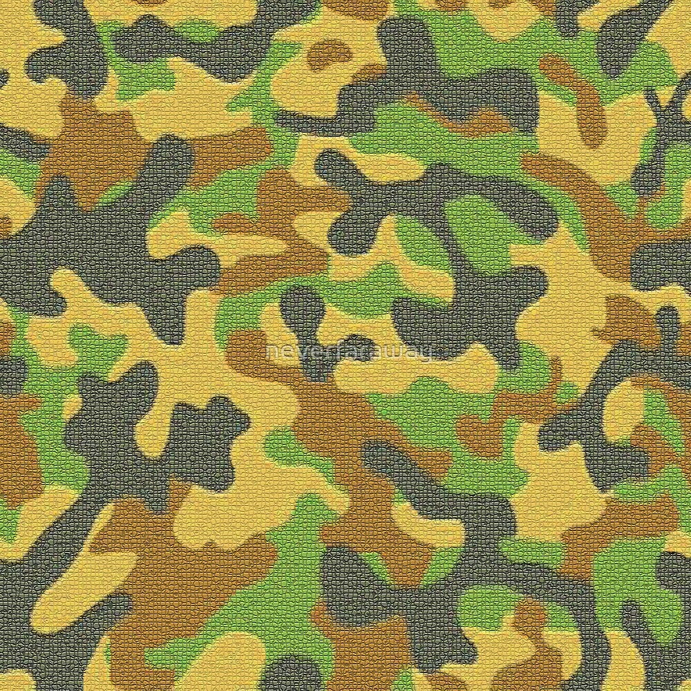 Mosaic Camo by neverfaraway