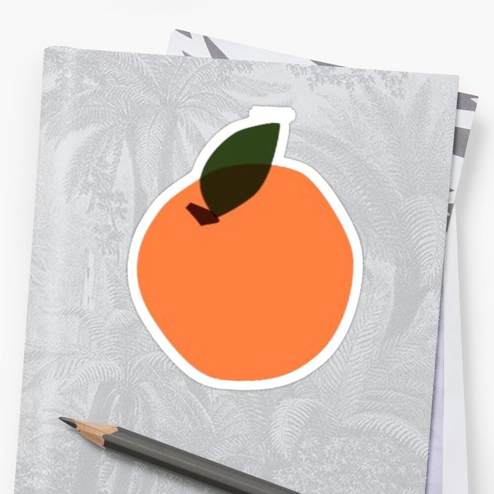 Orange by Jennifer Van Haaften