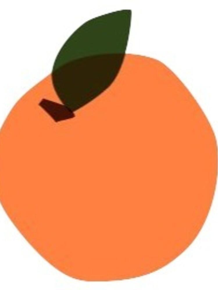 Orange by jennvanh17
