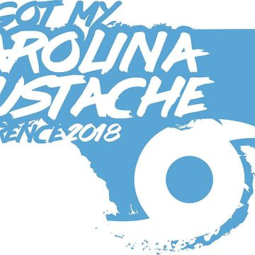 HURRICANE FLORENCE (CAROLINA MUSTACHE) by THEBLEAKNESS