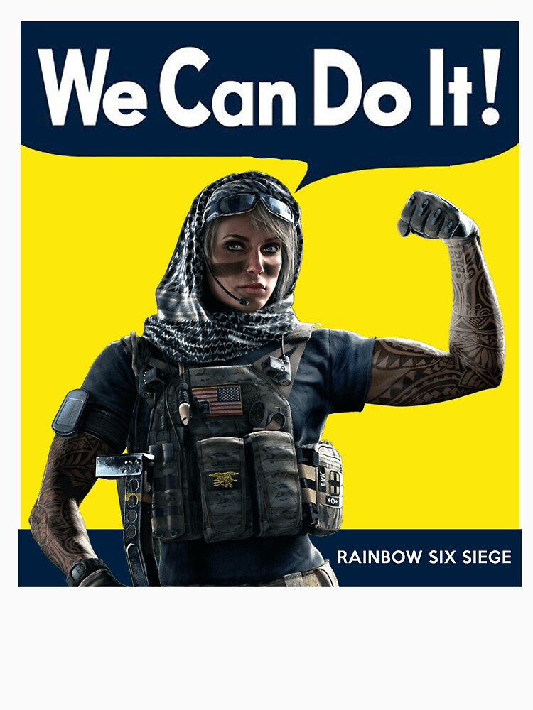 Valkyrie We Can Do It by adjua