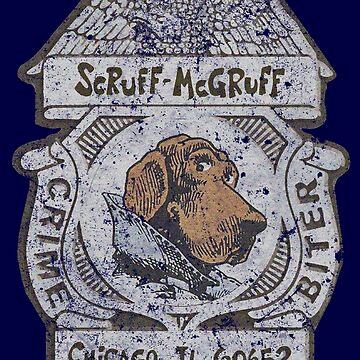Scruff McGruff - Chicago Illinois 60652 by LostVox