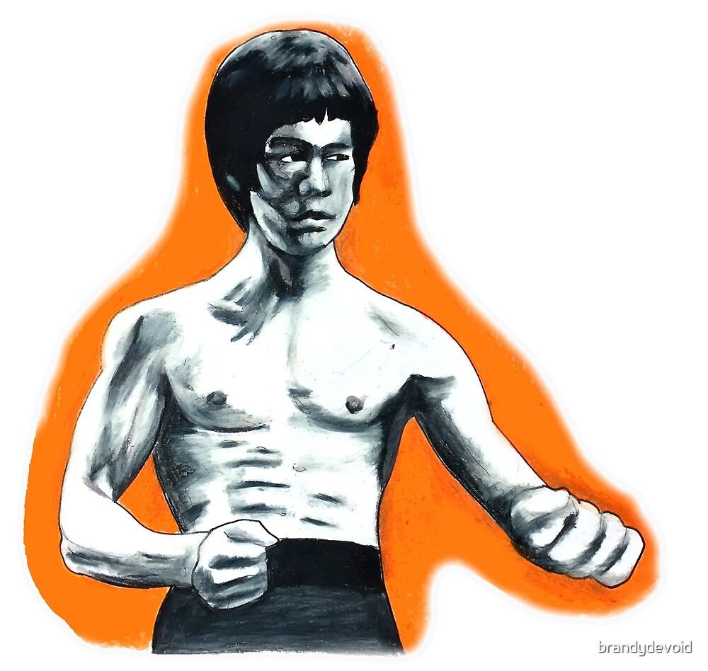 Bruce Lee by brandydevoid